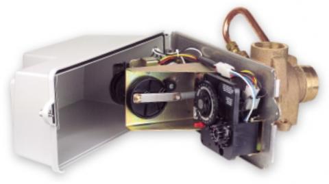 Fleck 3150/1800 Eco75/NBP/SM - фильтрация с таймером ТМ