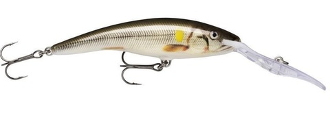 Воблер RAPALA Deep Tail Dancer 13 см, 42 г, цвет AYUL