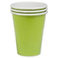 Стакан  Светло-Зеленый (Лайм) / Kiwi Green / 266мл, 8 шт.