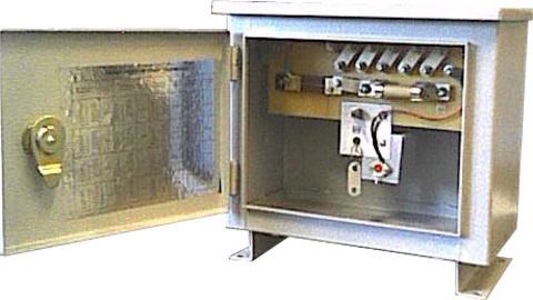 Блок совместной защиты БДР-10-1