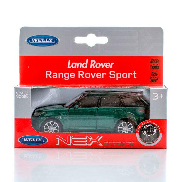 Машинка-игрушка Range Rover Sport