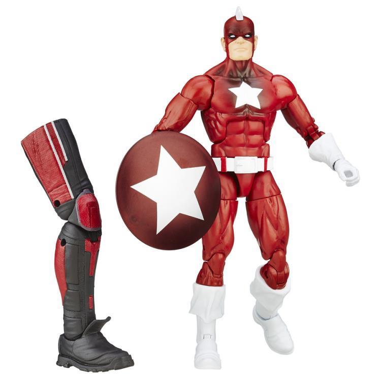 Красный хранитель - Red Guardian