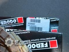 Диски сцепления Ferodo Suzuki GSX-R 750 RF 900 TL GSF 1200 FCD0337