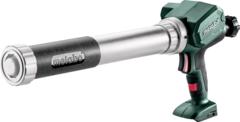 Аккумуляторный пистолет для герметика Metabo KPA 12 600