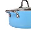 4258 FISSMAN Mini chef Кастрюля 18 см / 1,8 л с крышкой,