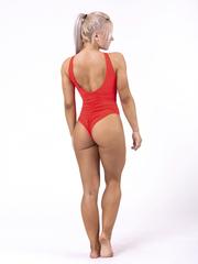 Купальник слитный Nebbia 675 red