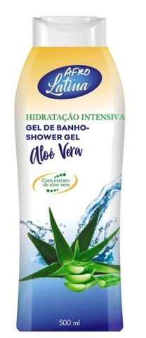 AFRO LATINA Shower Gel 500 ml Aloe (алоэ)