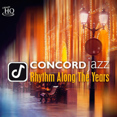 Inakustik CD, Concord Jazz - Rhythm Along The Years, 01678095