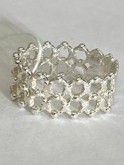 Пудси (кольцо из серебра)