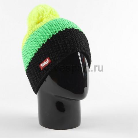 Картинка шапка Eisbar star neon pompon tirol 809 - 1