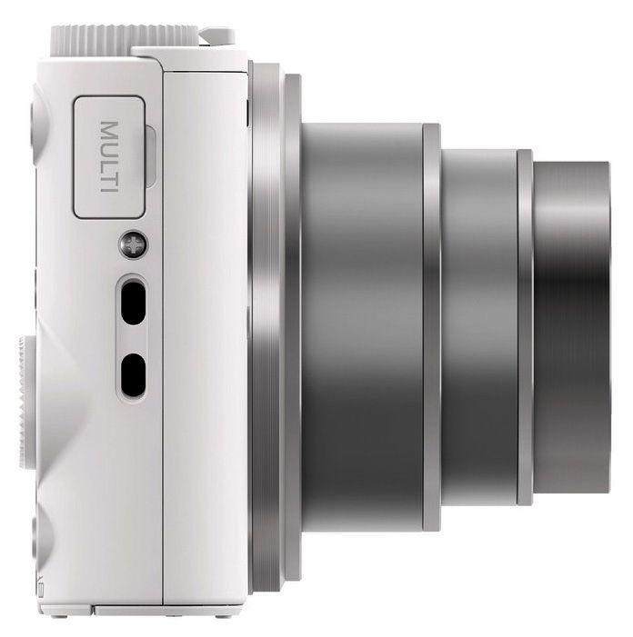 Фотоаппарат DSC-WX350W белый купить в Sony Centre