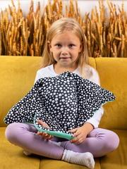 Мягкая игрушка-подушка Gekoko «Скат Хвостат» 2