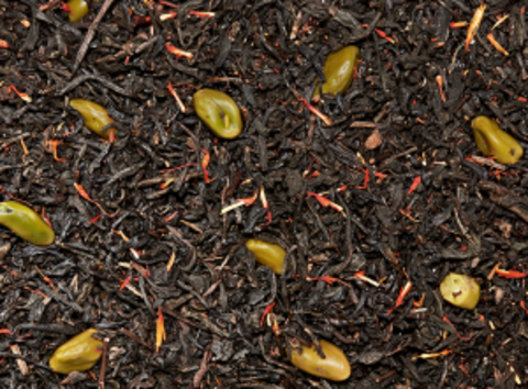 Черный чай Фисташковый трюфель