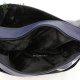 Сумка Саломея 118 итальянский синий + черный