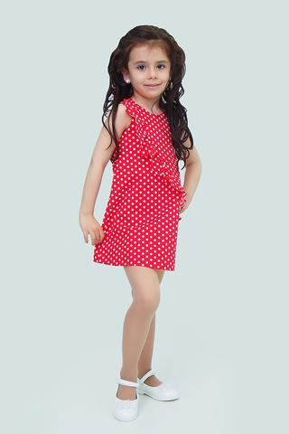 Платье детское + без дополнений (артикул 1Л6-1)