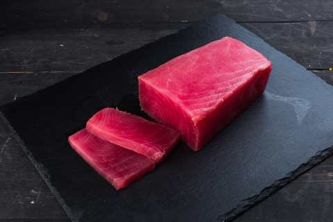 Стейк тунца (свежемороженый)
