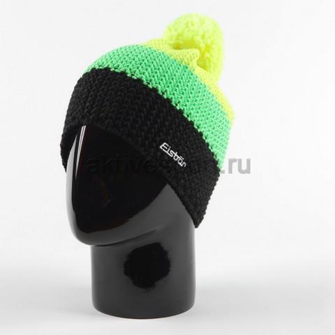 Картинка шапка Eisbar star neon pompon tirol 809 - 2