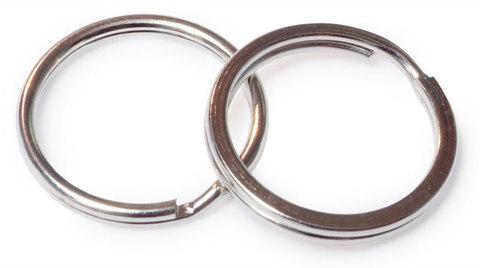 Кольцо для ключей  D=18 мм Аллюр