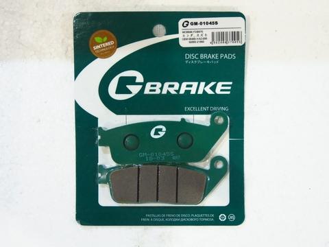 Тормозные колодки G-brake 01045 Honda CB CBR VFR Suzuki