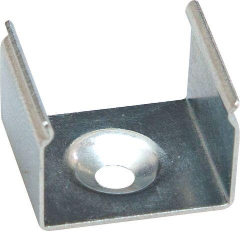 Крепеж для профиля светодиодной ленты