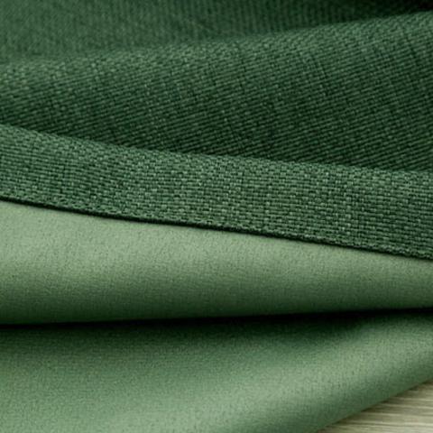 Штора рогожка темно зеленая оптом. В комплекте - 1 шт. AO/91-22