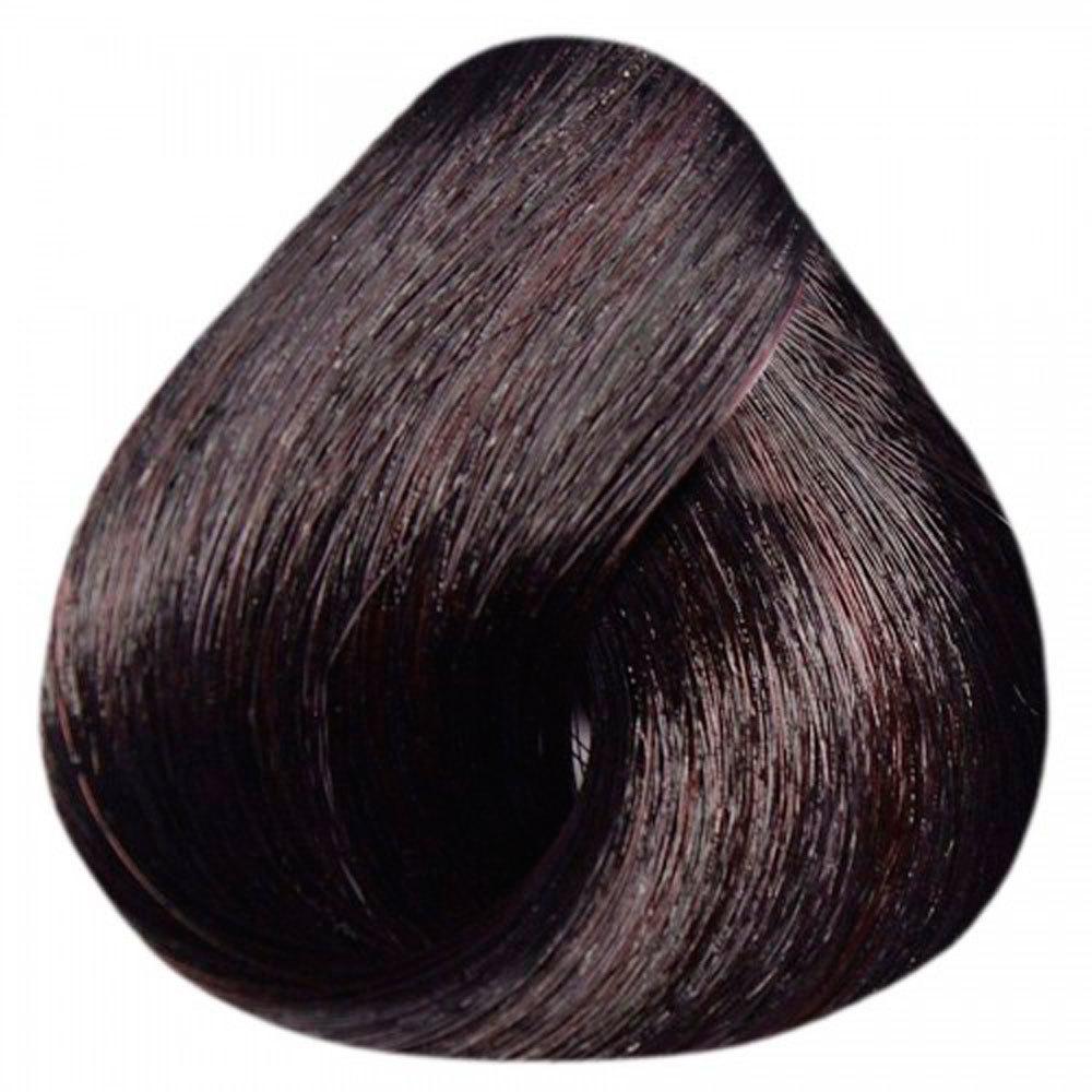 4/6 Шатен фиолетовый - Estel краска-уход De Luxe 60 мл