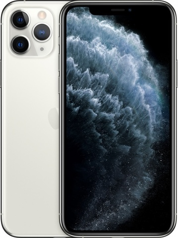 Apple iPhone 11 Pro 512GB (Серебристый)