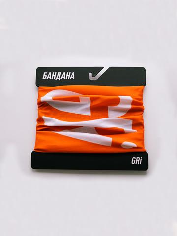 Бандана Gri оранжевая