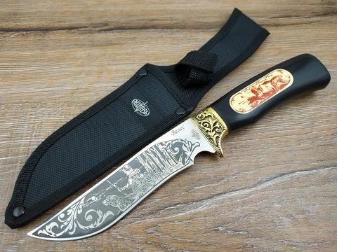 Нож Велес, арт.B240-34, сталь 65Х13