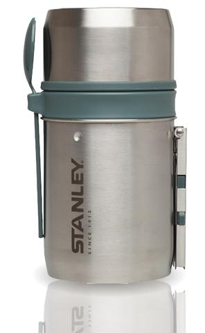 Набор туристический Stanley Mountain (0,6 литра), стальной