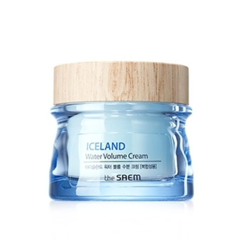 Iceland Water Volume Hydrating Cream(For Combination Skin)