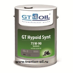 GT Oil HYPOID SYNT 75W-90, GL-5