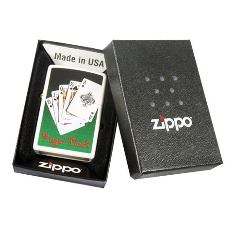 Зажигалка Zippo Azart