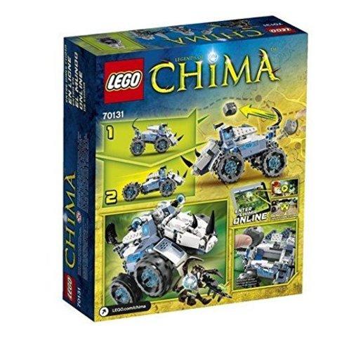 LEGO Chima: Камнемет Рогона 70131 — Rogon's Rock Flinger — Лего Легенды Чима