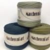 Maccheroni Art - оливково-зелёная гамма