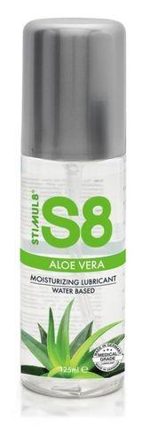 Лубрикант на водной основе S8 Aloe Vera Lube - 125 мл.