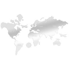 Зеркальная карта мира фото 1