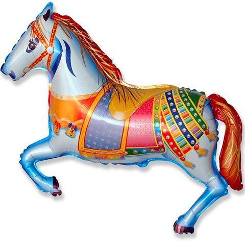 Цирковая лошадка