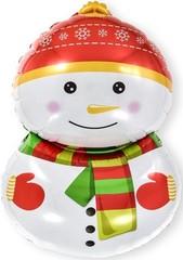 К Фигура, Счастливый снеговик, 32