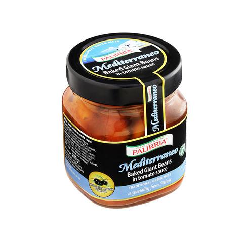 Фасоль печеная в томатном соусе, 280 гр.