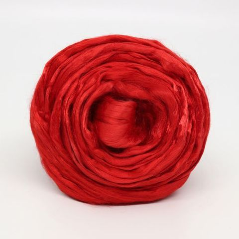 Вискоза для валяния (Троицкая) 06 Красный