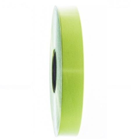 Лента полипропиленовая (размер: 19 мм 100 м), цвет: зеленое яблоко