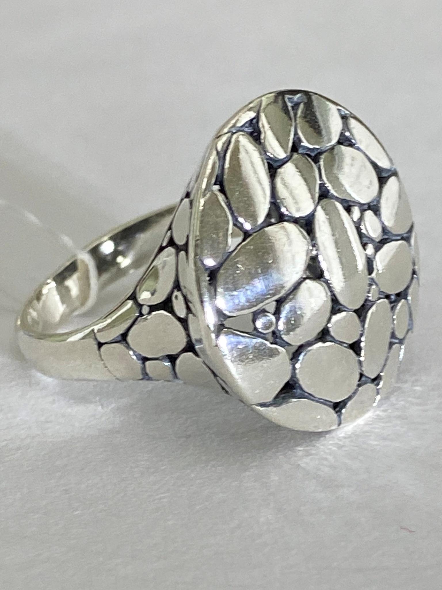 Эйлат (кольцо из серебра)