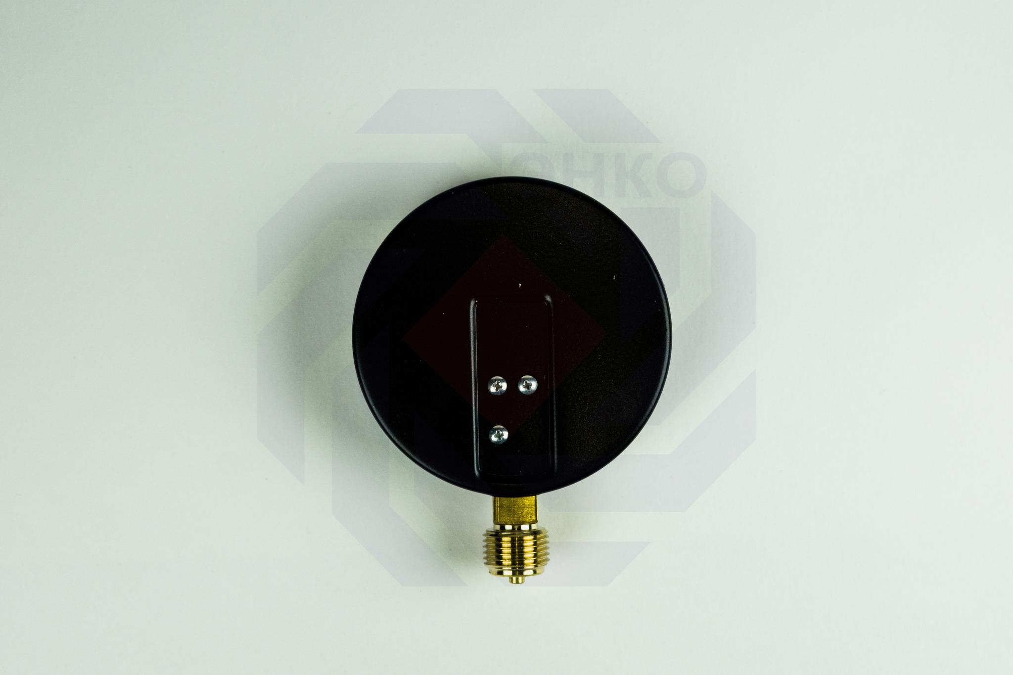Манометр радиальный WATTS MDR 100/10 (F+R250) 0-10 бар 100 мм ½