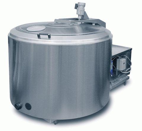 330 литров | Танк охлаждения молока DFOV, вертикальный открытый, с комплектом охлаждения, объемом 330, 430, 520, 600, 800, 1030, 1200 литров.