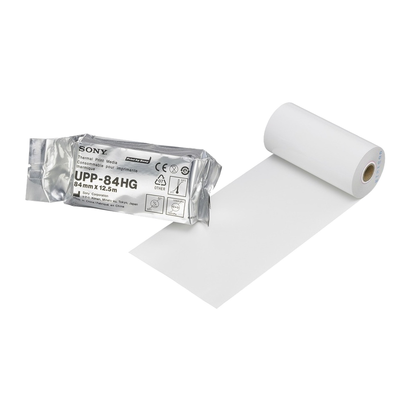 Sony UPP-84HG, бумага для УЗИ видеопринтеров SONY, тип V (Япония)