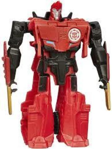 Robots in Disguise One Step Changers
