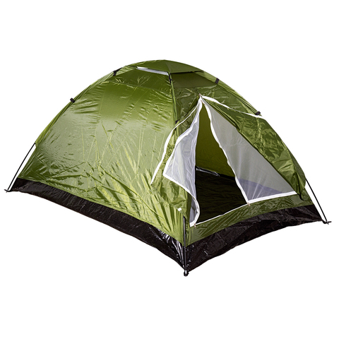 Палатка 2-х естная, однослойная