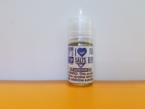 Blue Raspberry by I LOVE SALTS 30ml