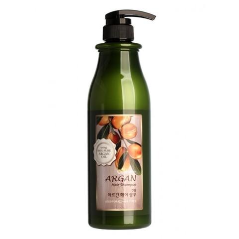Welcos Шампунь для волос с аргановым маслом Confume Argan Hair Shampoo, 750 мл